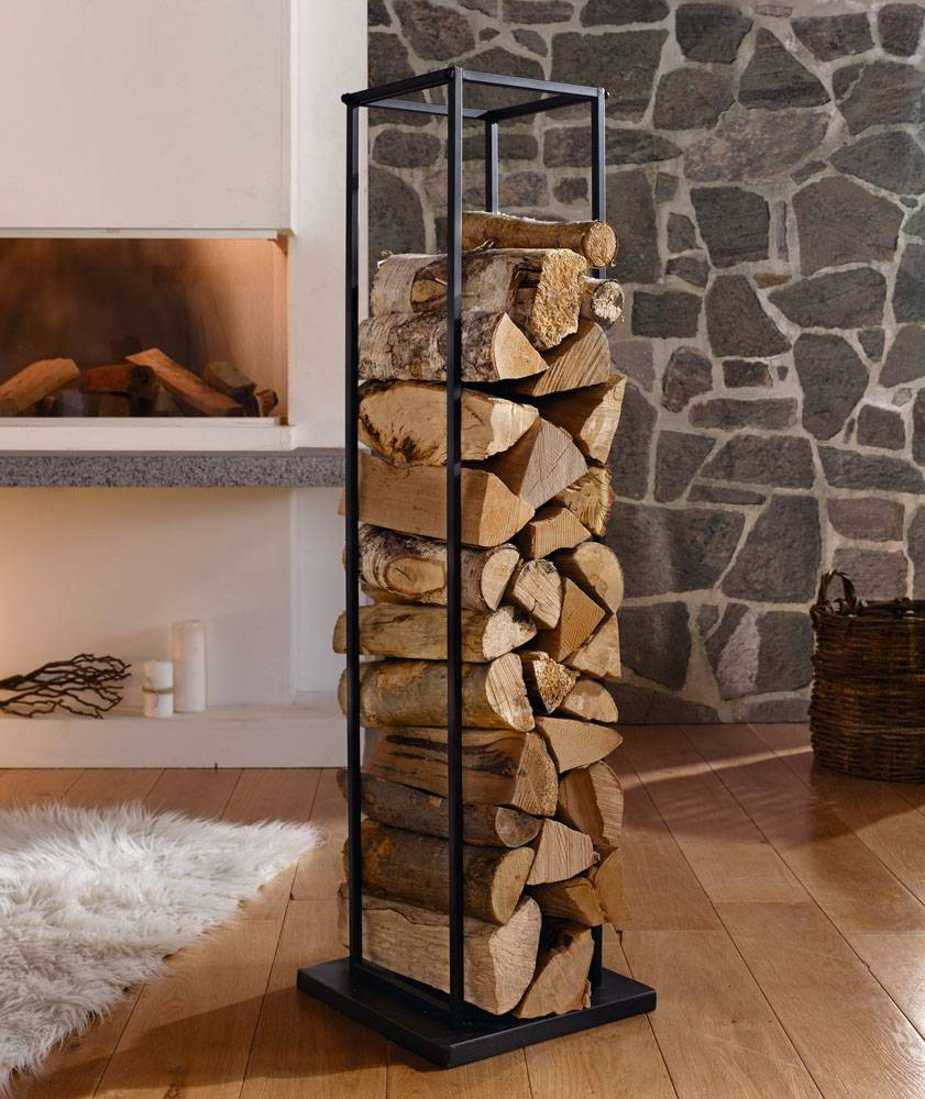 Подставка для дров своими руками фото