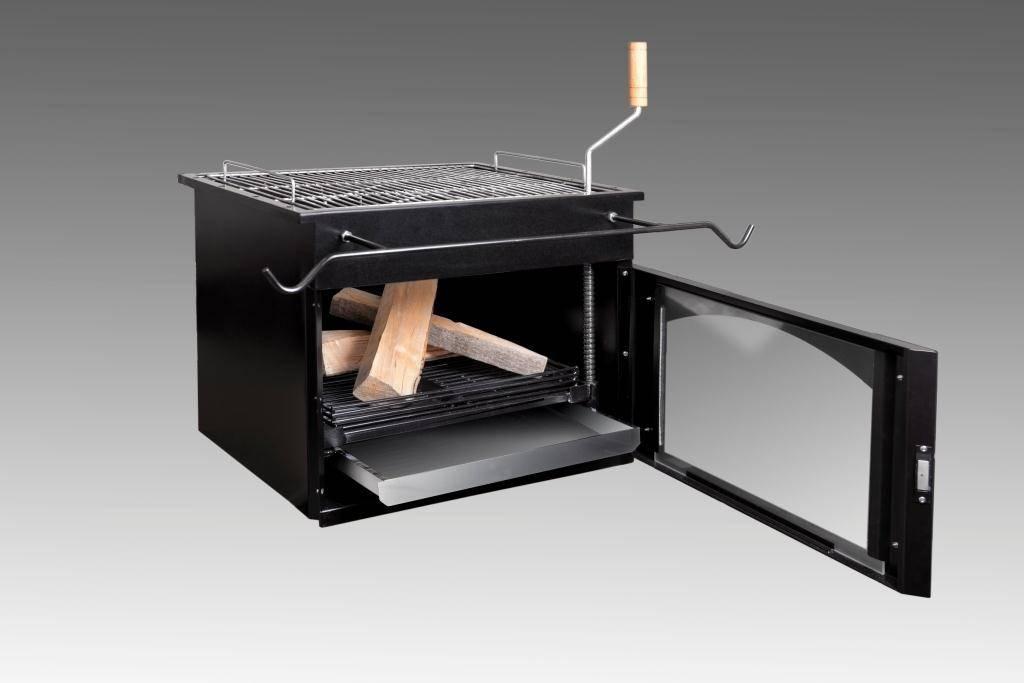 Гриль барбекю с подъемным механизмом чугунные камины для дома дровяные цены